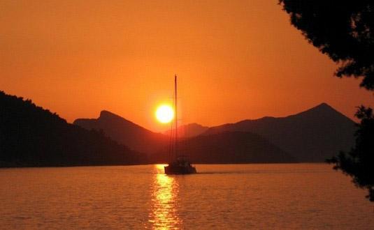 zeilen kroatie sailing croatia