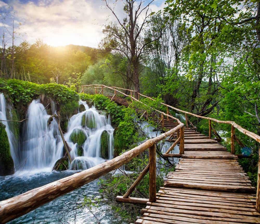 Wandelen Plitvice meren