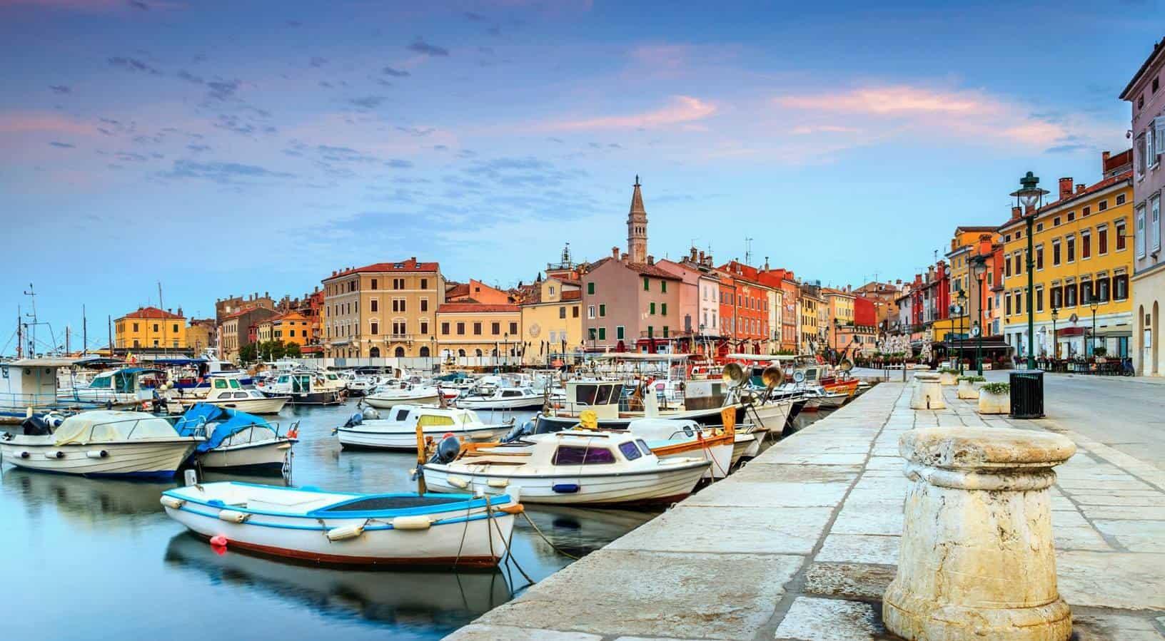 Rovinj Istrie Kroatie