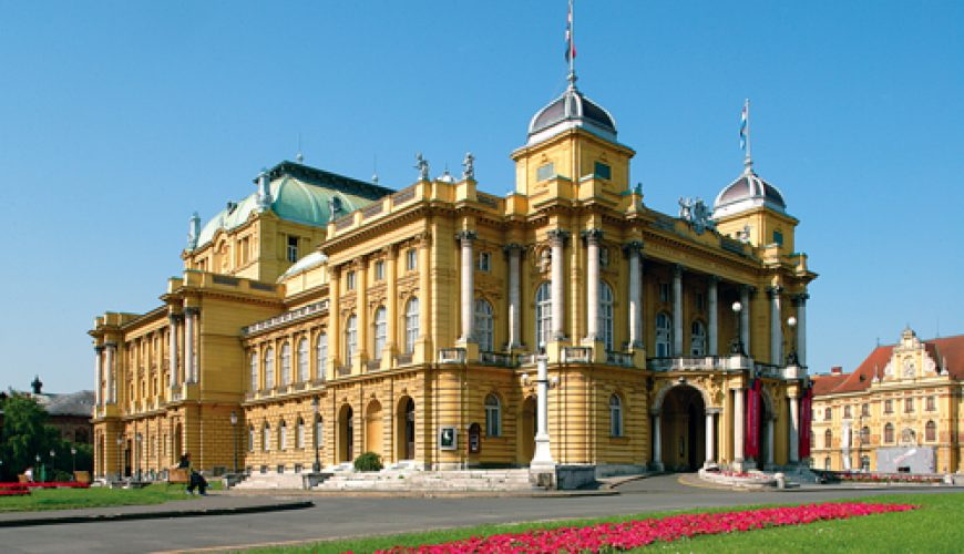 Zagreb Nationaal theater