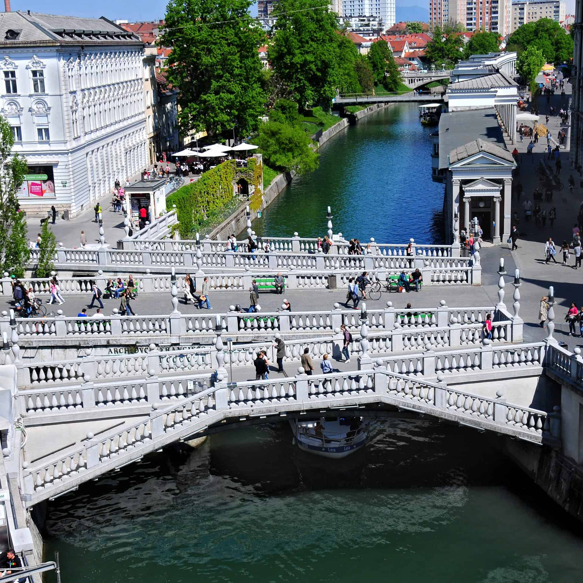 Ljubljana Slovenia Slovenia