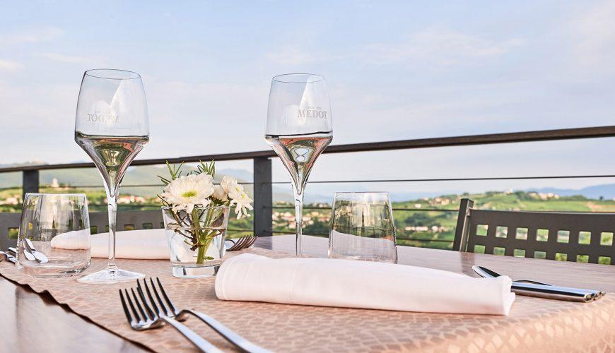 Hotel san martin smartno Goriska Brda Slovenie