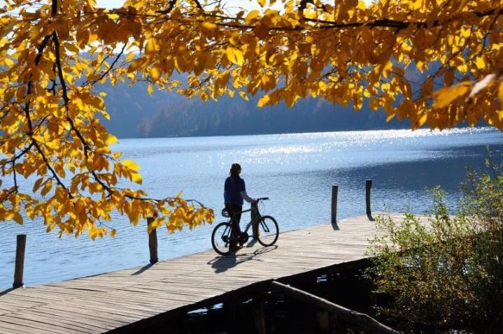Plitvice Meren actieve vakantie fietsen en wandelen