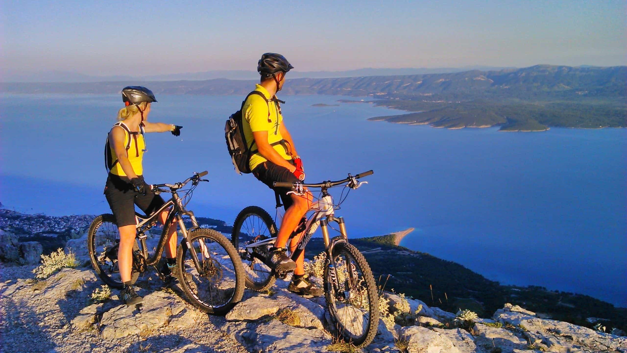 Actieve vakantie in Midden Dalmatië