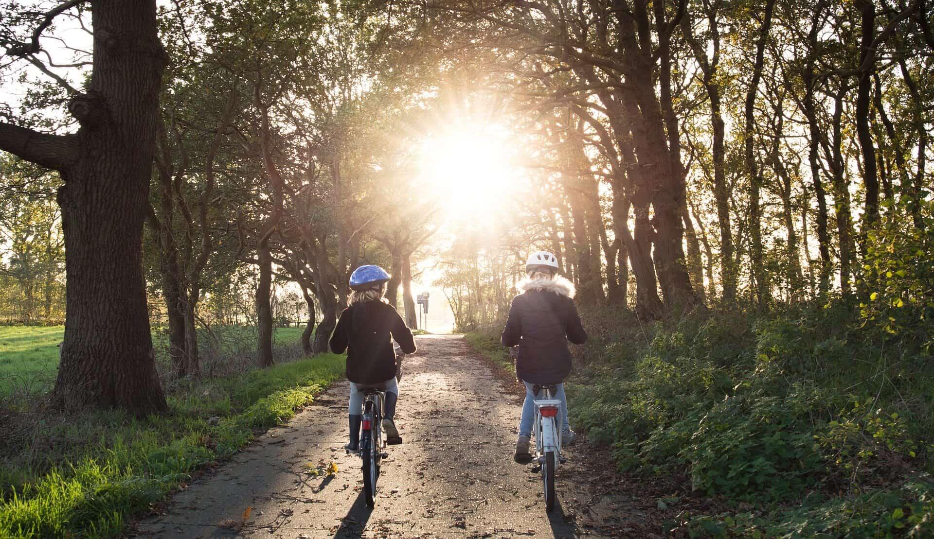 Dag 7. Self guided fietstocht
