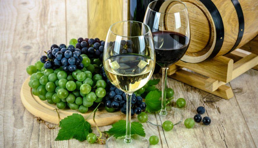 Wijnproeverij piemonte