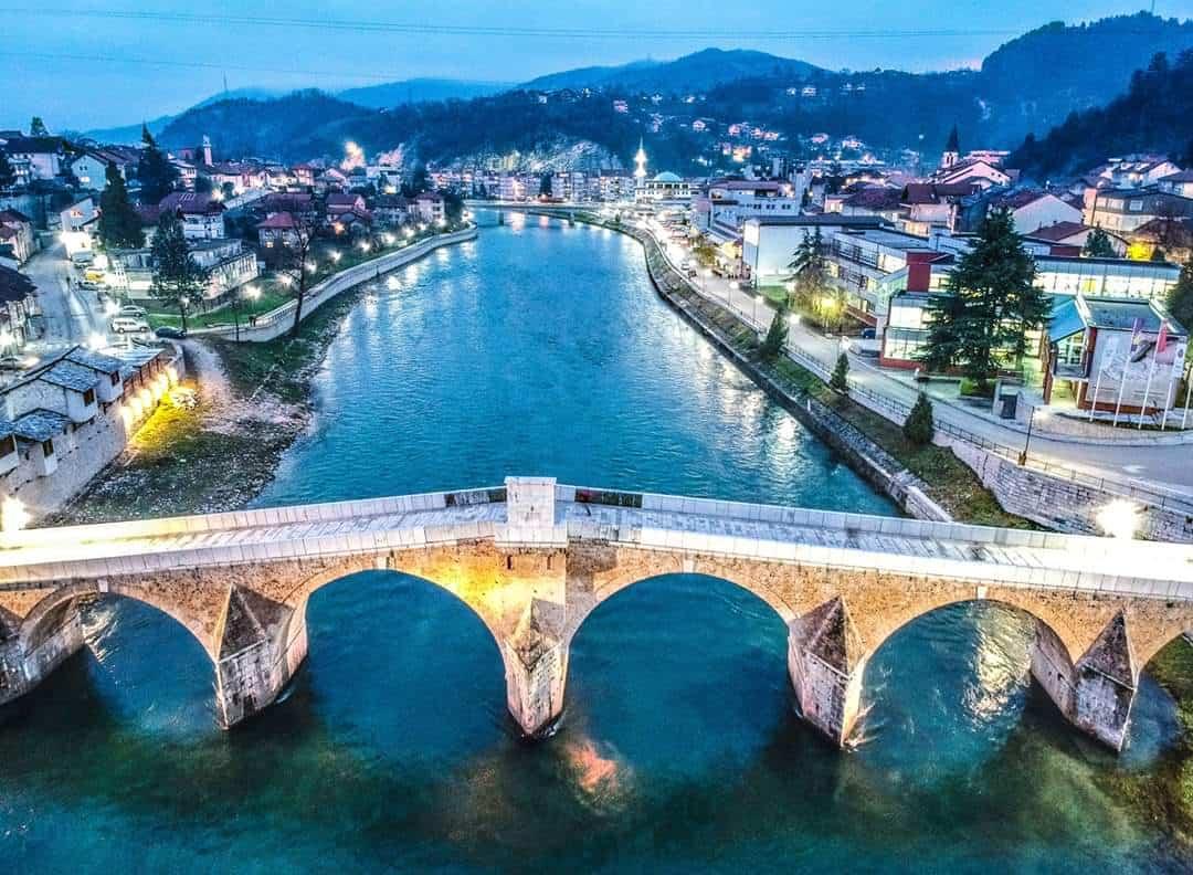 Konjic Actieve vakantie in Bosnie