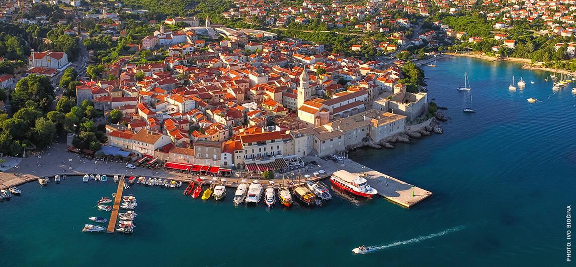 Kvarner Kroatie Croatia