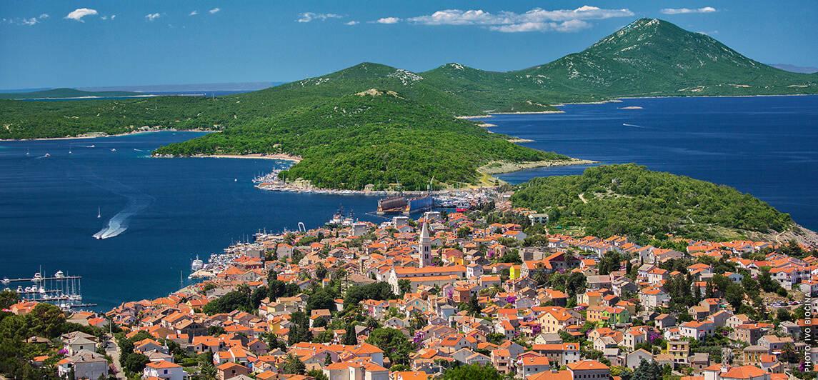 Losinj Kvarner Kroatie Croatia