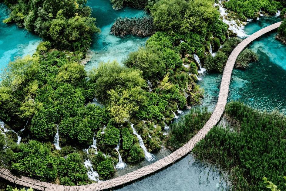 EXTRA - Excursie naar Plitvice meren